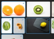 Single/Multiple Image Selector In jQuery - Media Selector