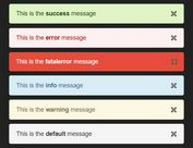 Prompt Your User With 6 Types Of Inline Notification Message