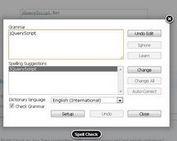 jQSpellCheck - Spell Check Plugin