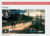 jQuery Based Youtube / Vimeo / HTML5 Video Controller