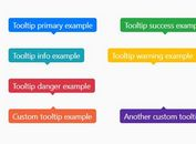 jQuery Extension To Create Custom Bootstrap 3/4 Tooltips