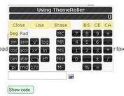 jQuery Easy Calculator Plugin