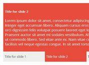 jQuery Generic Content Slider Plugin - qbslider