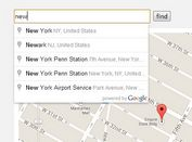 jQuery Geocoding and Places Autocomplete with Google Maps API - geocomplete