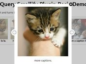 jQuery Image Scroller Plugin with Lightbox Slider Support - Scrollify