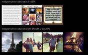 jQuery Instagram Photos Showcase Plugin