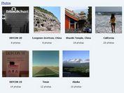 jQuery Picasa Web Albums Gallery Plugin - Picasa Gallery