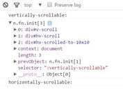 jQuery Plugin To Check If Element Has Scrollbars -  Is Scrollable