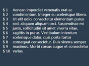 jQuery Plugin For Adding Line Numbers To Paragraphs - Line Number