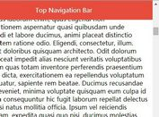 jQuery Plugin For Auto-hide Top Navigation Bar - Hidescroll.js