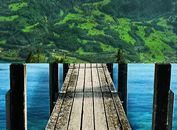 jQuery Plugin For Background Image Parallax Scrolling Effects