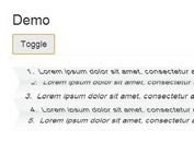 jQuery Plugin For Collapsing Elements with Paper Fold Effect - paperfold.js