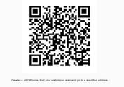 jQuery Plugin For Creating QR Codes On Your Website - ClassyQR