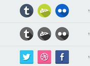 jQuery Plugin For Custom Social Links - sollist