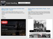 jQuery Plugin For Displaying Tumblr Blog Posts - Tumbax