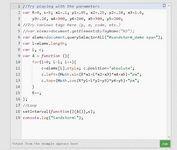 jQuery Plugin For Editable and Runnable JS Code Blocks - Codeblock.js