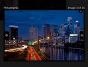 jQuery Plugin For Flickr Photoset Thumbnail Gallery