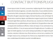 jQuery Plugin For Floating Social & Contact Sidebar