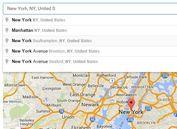 jQuery Plugin For Google Maps Geocoding & Place Autocomplete - Geocomplete