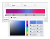 jQuery Plugin For Gradient Selector and Modifier Tool - gradx