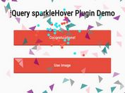 jQuery Plugin For Hover-triggered Sparkle Effect - sparkleHover