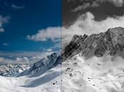 jQuery Plugin For Image Comparison with Mouse Interaction - DiffWidget.js