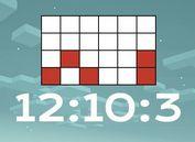 jQuery Plugin For LED Binary Clock - Binary Clock