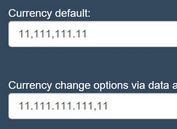 jQuery Plugin For Number Input Formatting - Mask Number