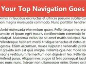 jQuery Plugin For On-demand Sticky Header Navigation