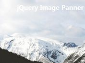 jQuery Plugin For Panning An Image With Mouse Interaction - Image Panner