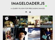 jQuery Plugin For Preloading Images With Javascript - imageloader