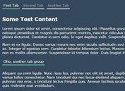 jQuery Plugin For Simple Nice Tab Slider - TabIt