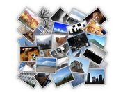 jQuery Plugin For Stacked Polaroid Image Gallery - Photopile