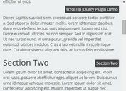jQuery Plugin For Tooltip-style Table Of Contents - scrollTip