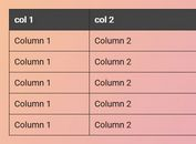 jQuery Plugin For Resizable Table Columns - ResizableColumns