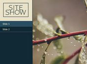 jQuery Plugin To Create A Full Page Slideshow - SiteShow
