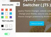jQuery Plugin To Create A Theme / Skin Switcher
