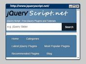 jQuery Plugin To Create Drggable Popup Windows - WM.js