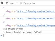 jQuery Plugin To Deal With Image Loading Status - imagesStatus