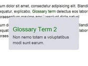 jQuery Plugin To Display Glossary-style Tooltips On Hover - KOglossaryLinks