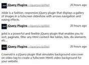 jQuery Plugin To Display Google+ Status Updates On The Website