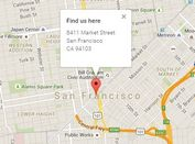 jQuery Plugin To Parse Address Text & Coordinates Into Google Maps - findus