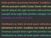 jQuery Plugin To Stylize Text Line By Line - PerWordAction.js