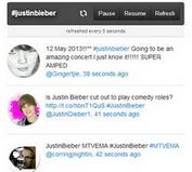 jQuery Plugin for Displaying Recent Tweets - tweed