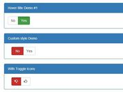 <b>Toggle Button Plugin For Bootstrap 4+ - Bootstrap Checkbox</b>