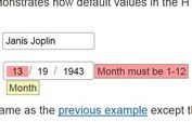 jQuery Widget For Date Entry and Validation - datetextentry