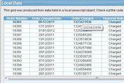 jqRazorGrid - Dynamic Data Grid Plugin