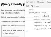 Advanced Keyboard Shortcut Plugin With jQuery - Chordly.js