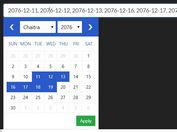 Advanced Nepali Date Picker In jQuery