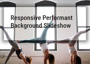 Responsive Performant Background Slideshow In jQuery